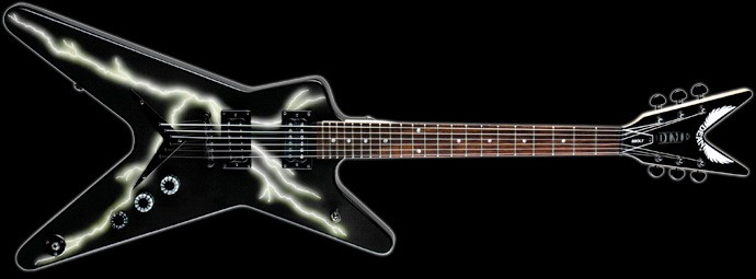 DEAN GUITARS Electric Guitar BBOLT