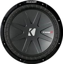 KICKER Car Speakers/Speaker System COMP R