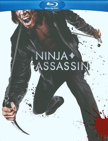 BLU-RAY MOVIE Blu-Ray NINJA ASSASSIN