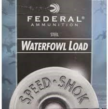 "FEDERAL AMMUNITION Ammunition 20 GA 3"" #2 WATERFOWL LOAD"