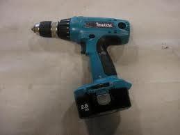 MAKITA Cordless Drill 6347D