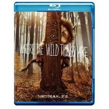 BLU-RAY MOVIE Blu-Ray WHERE THE WILD THINGS ARE