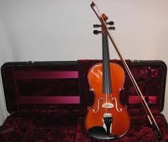 CZECH REPUBLIC Violin STUDENT VIOLIN