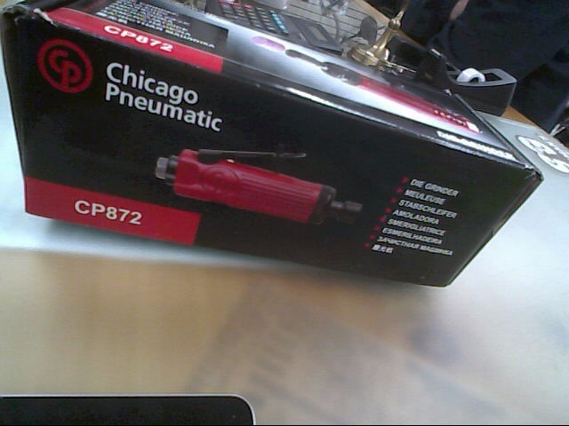 CHICAGO PNEUMATIC Air Grinder CP872