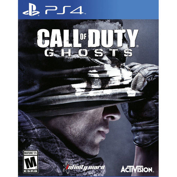 SONY Sony PlayStation 4 Game CALL OF DUTY GHOSTS - PS4