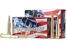 HORNADY Ammunition AMERICAN WHITETAIL .30-30 150GR INTERLOCK