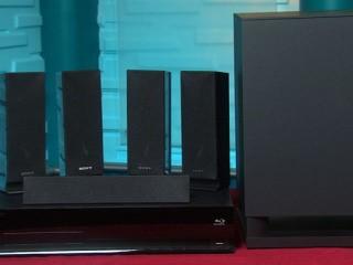 SONY Home Media System HBD-E770W