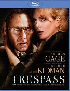 BLU-RAY MOVIE Blu-Ray TRESPASS