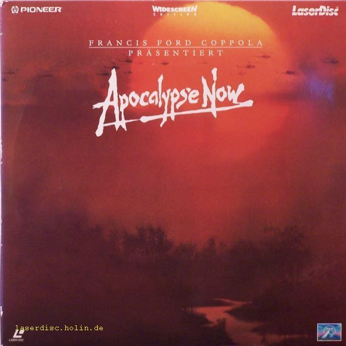 LASER DISC Laser Disk APOCALYPSE NOW