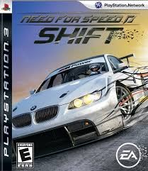 SONY Sony PlayStation 3 Game PS3 NEED FOR SPEED SHIFT