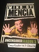 DVD MOVIE DVD MIND OF MENCIA SEASON 3