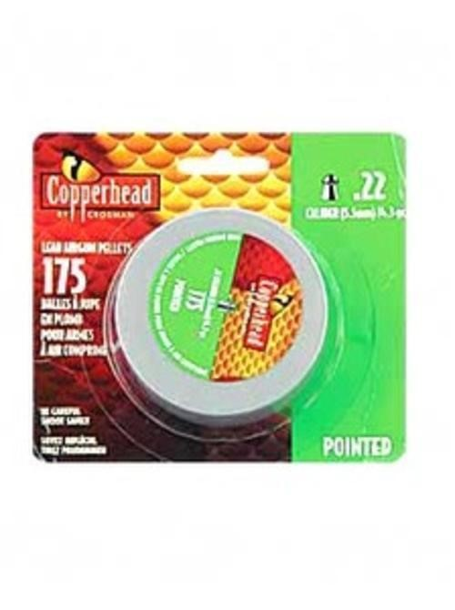 CROSMAN Ammunition .22 LEAD AIRGUN PELLETS