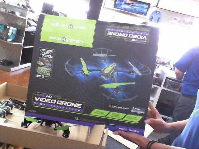 SKY Radio Control/Control Line VIPER V950HD VIDEO DRONE
