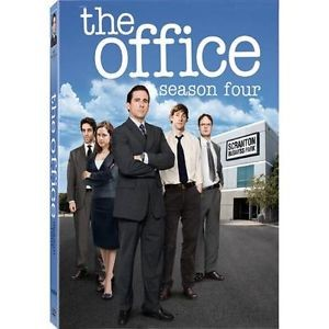 DVD BOX SET DVD THE OFFICE SEASON FOUR