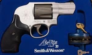 SMITH & WESSON 242 TI AIRLITE 38SPL 7 ROUND CAPACITY