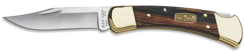 BUCK KNIVES Pocket Knife 1964 50 YEARS