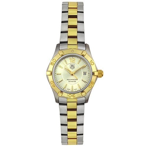 TAG HEUER Lady's Wristwatch WAF1420.BB0814