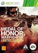 MICROSOFT Microsoft XBOX 360 Game X BOX 360 METAL OF HONOR WARFIGHTER