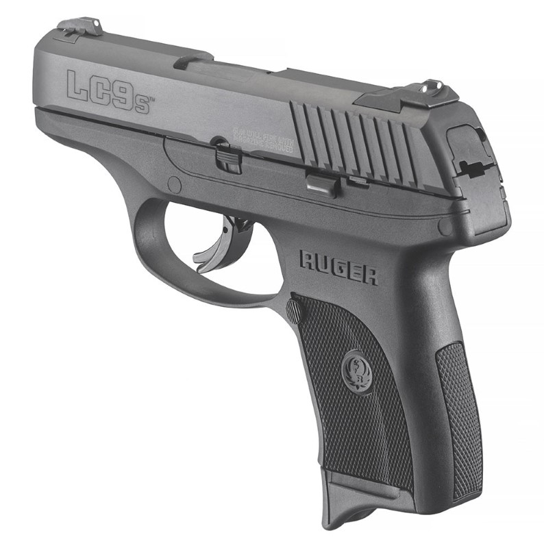 RUGER Pistol LC9S PRO