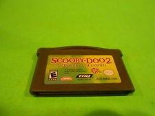 NINTENDO Nintendo GBA Game SCOOBY-DOO 2 MONSTERS UNLEASHED GBA