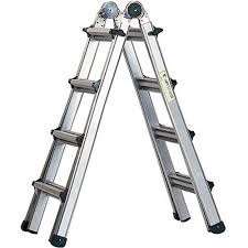 COSCO Ladder 17' MULTI POSITION LADDER