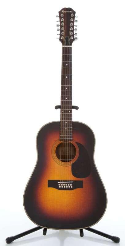EPIPHONE Acoustic Guitar PR-650-12