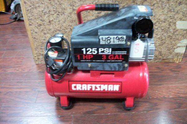 CRAFTSMAN Air Compressor 921.153101