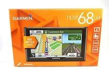 GARMIN GPS System NUVI 68 LM