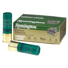 REMINGTON Ammunition 12 GA PREMIER MAGNUM TURKEY LOADS