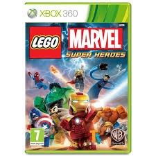 MICROSOFT XBOX 360 Game XBOX 360 LEGO MARVEL SUPER HEROES