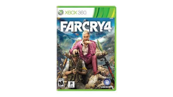 MICROSOFT Microsoft XBOX 360 Game FARCRY 4 360