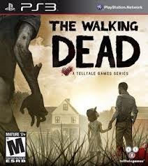SONY Sony PlayStation 3 Game THE WALKING DEAD