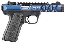 RUGER Pistol 22/45 LITE 3908