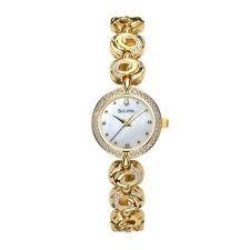 BULOVA Lady's Wristwatch 98R009