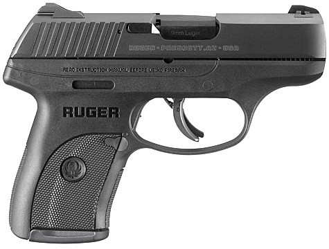 RUGER Pistol LC9S