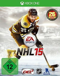 MICROSOFT Microsoft XBOX One Game NHL 15 - XBOX ONE