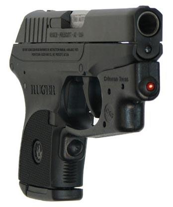 RUGER Pistol LCP W/LASER