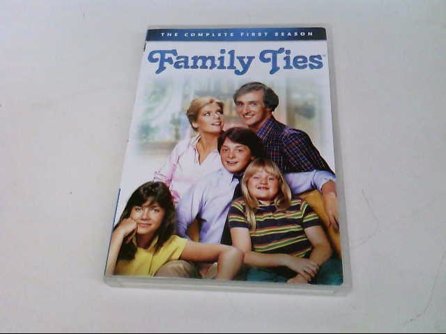 CBS DVD FAMILY TIES SEASON ONE