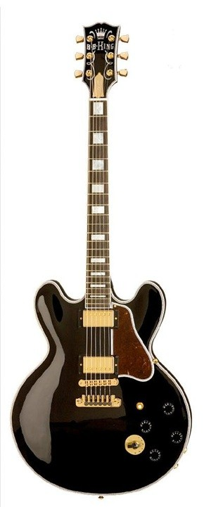 GIBSON GUITAR CUSTOME BB KING LUCILLE