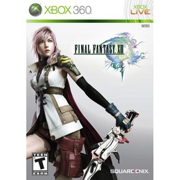 MICROSOFT Microsoft XBOX 360 Game FINAL FANTASY XIII
