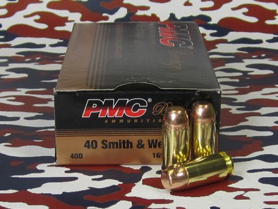 PMC AMMUNITION Ammunition 40 SMITH & WESSON