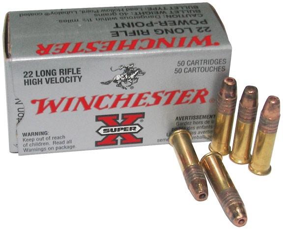 WINCHESTER Ammunition X22LR