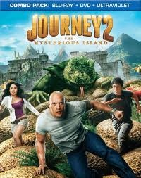 BLU-RAY MOVIE Blu-Ray JOURNEY2 THE MYSTERIOUS ISLAND