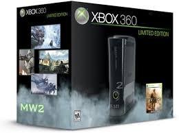 MICROSOFT XBox 360 XBOX 360 - 250GB - CALL OF DUTY MW2 - BUNDLE