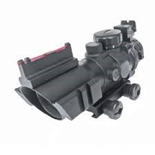 SUN OPTICS Firearm Scope PS30432IRFO 4X32 PRISMATIC SIGHT