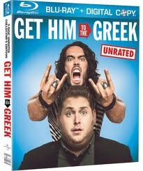 BLU-RAY MOVIE Blu-Ray GET HIM TO THE GREEK