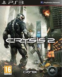 SONY Sony PlayStation 3 CRYSIS 2