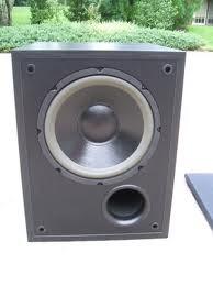 JBL Speakers/Subwoofer GSUB10