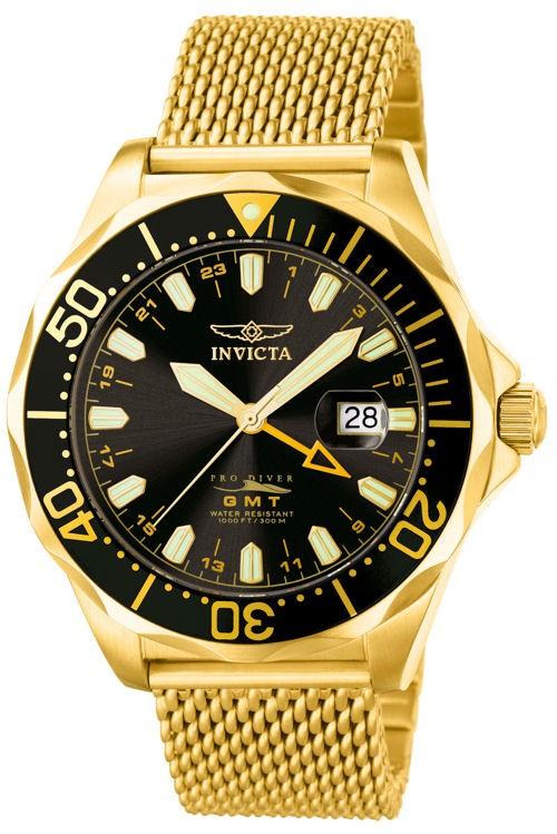 INVICTA Gent's Wristwatch 6360