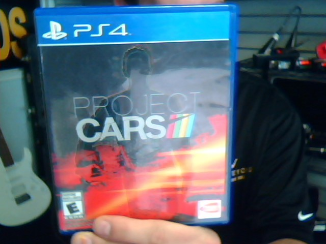 SONY Sony PlayStation 4 Game PROJECT CARS - PS4